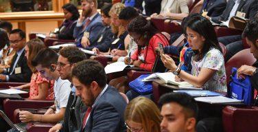 В Риме состоится Молодёжный форум по итогам Синода
