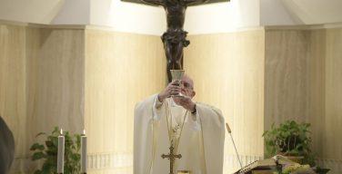 Папа предостерег от «компромиссного христианства»