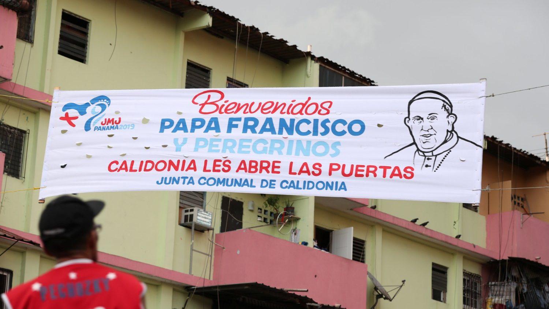 ВДМ в Панаме: Папа встретится с молодыми заключёнными и исповедает их