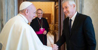 Глава Совета Европы предложил Папе вместе защищать несовершеннолетних