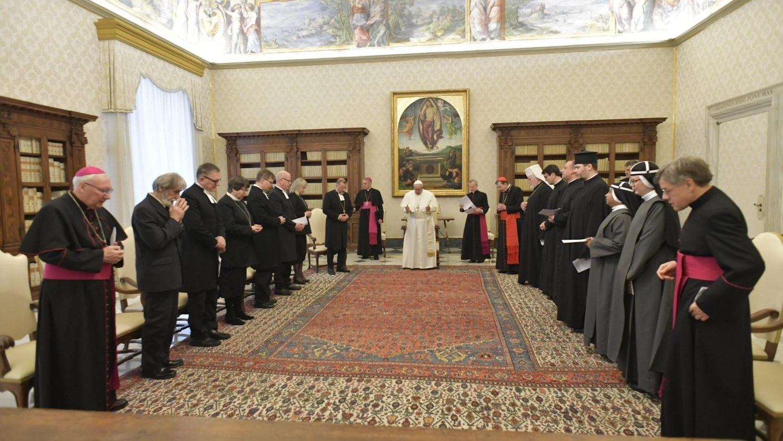 Папа – христианам Финляндии: экуменический путь неизбежен