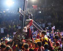 Более 5 миллионов филиппинцев приняли участие в празднике Черного Назарянина (ФОТО)