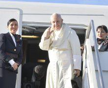 Начался XXVI зарубежный апостольский визит Папы Франциска