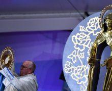 Кульминация Всемирного Дня Молодежи в Панаме: молитвенное бдение в присутствии Папы (+ ФОТО)