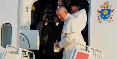 Апостольский визит Папы Франциска в Панаму завершился