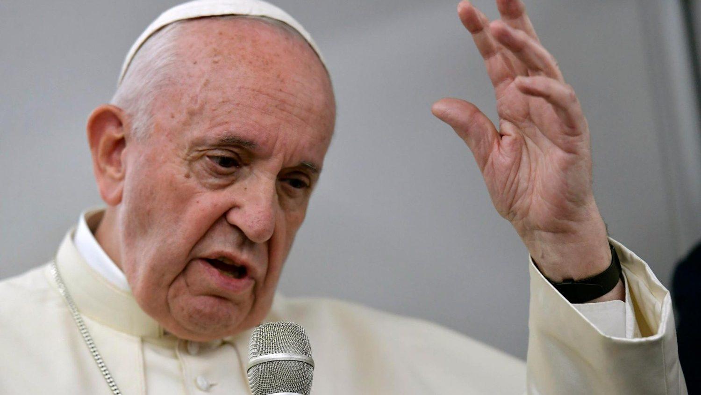 Папа Римский заявил, что опасается кровопролития и поддерживает весь народ Венесуэлы
