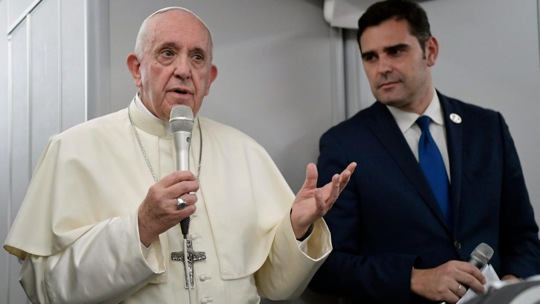 Папа: сексуальное воспитание должно быть свободно от идеологий