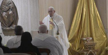 Папа: критерий христианства – конкретность