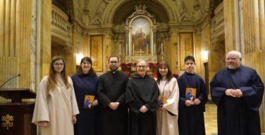 Православный ансамбль из Болгарии выступил в Ватикане