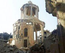 Башар Асад пообещал восстановить армянскую церковь в Дейр-эз-Зоре
