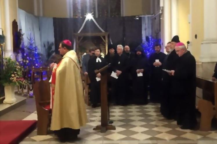 «Правды, правды ищи»: в Москве помолились о единстве христиан