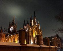 «Правды, правды ищи»: в Москве помолились о христианском единстве