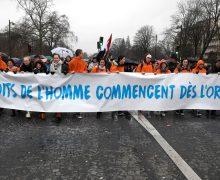 Папа Франциск направил приветственное послание участникам парижского Марша в защиту жизни