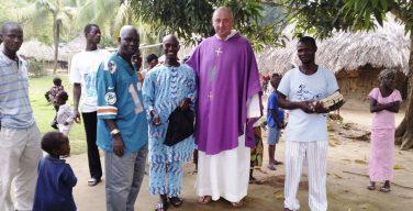 В Африке я укрепил свою веру…