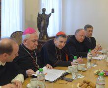 В Москве прошло заседание Рабочей группы по культурному сотрудничеству между РПЦ и РКЦ