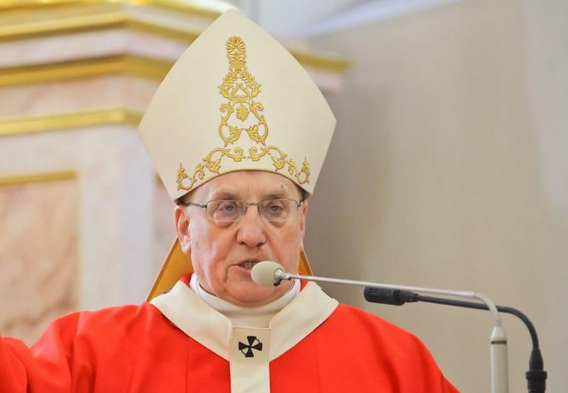 Обращение архиепископа Тадеуша Кондрусевича в связи со столбцовской трагедией