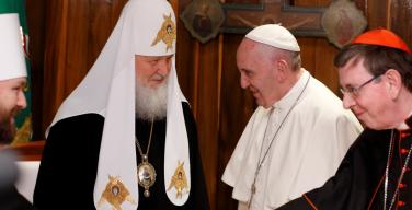 По случаю третьей годовщины встречи Папы Франциска и Патриарха Кирилла Москву посетит делегация во главе с кардиналом Куртом Кохом