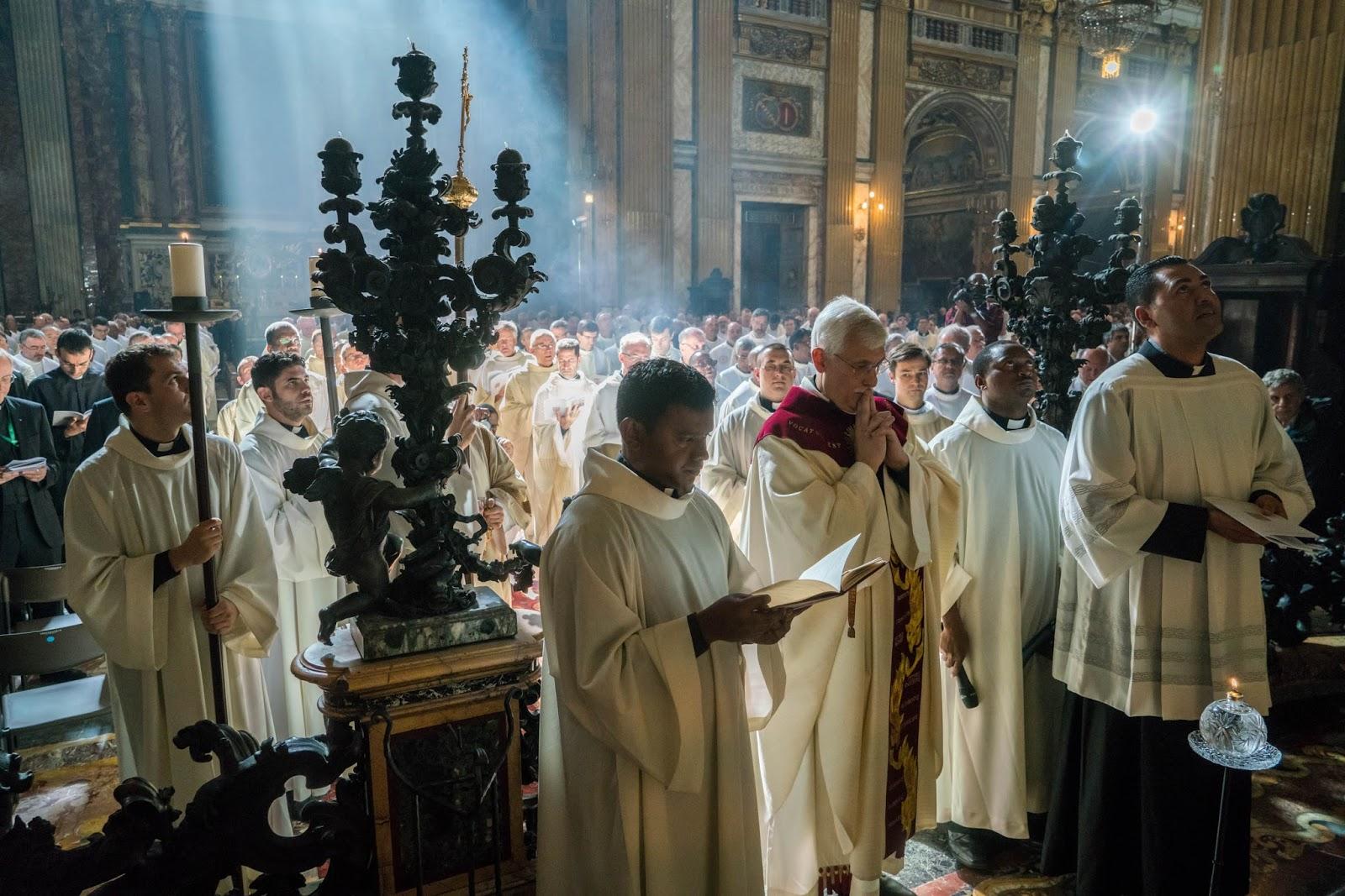 Объявлены Глобальные апостольские приоритеты Общества Иисуса