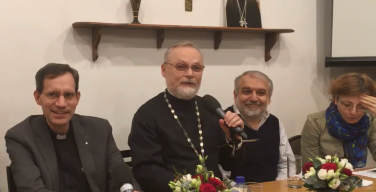 В Свято-Филаретовском институте обсудили наследие архимандрита Роберта Тафта