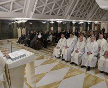 Папа: подобно дону Боско, священники должны уметь радоваться