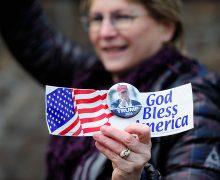Fox News провел опрос о том, благословил ли Бог Дональда Трампа на победу на выборах