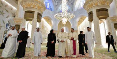 В Абу-Даби построят «дом авраамических религий»