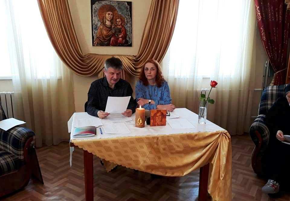 В Новосибирске прошли реколлекции «Супружеские встречи» (ФОТО)
