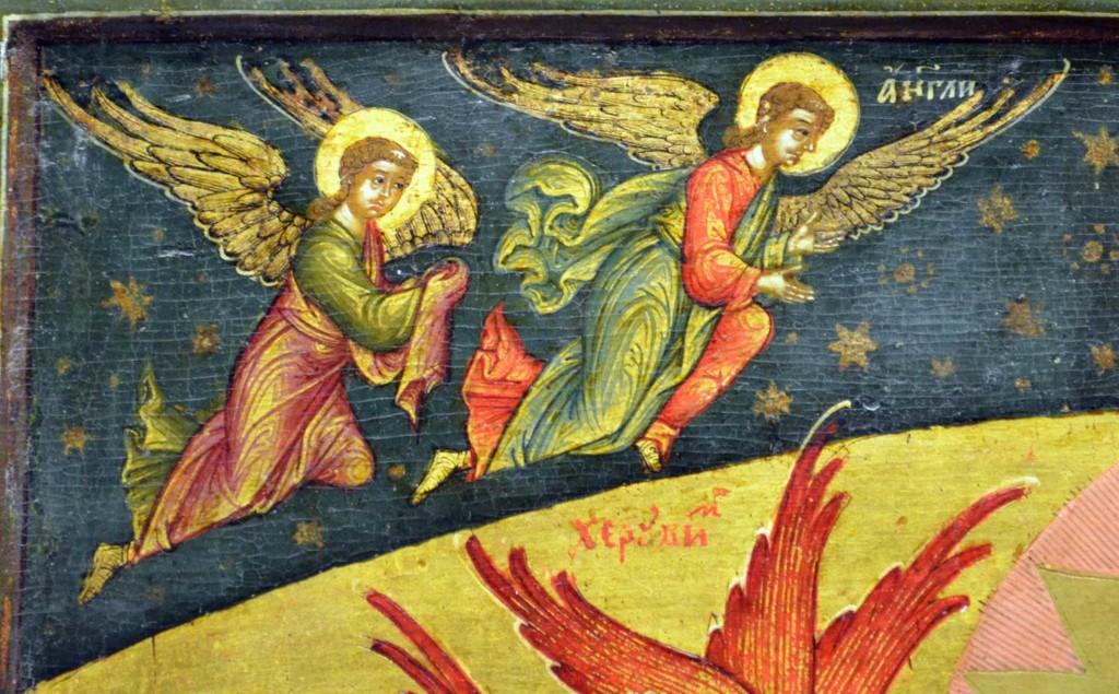 Можно ли встретить на улице ангела или беса? О том, каковы они в Библии, в искусстве и в жизни, рассказывает специалист по ангеловедению