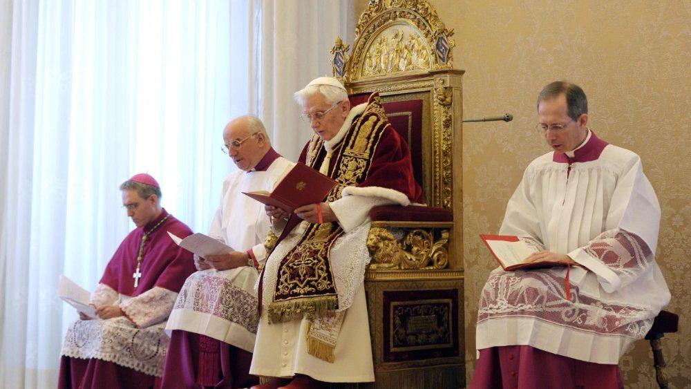Минуло шесть лет со дня отречения Папы Бенедикта XVI, но его учение остается актуальным