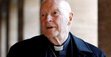 Бывший кардинал МакКаррик лишён статуса клирика