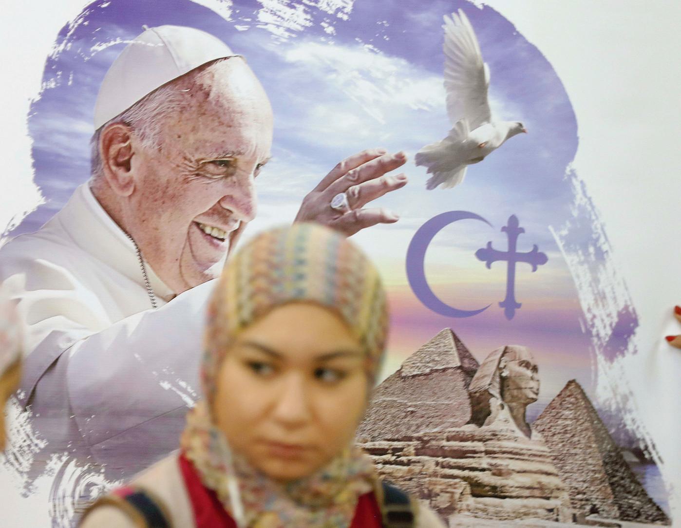Обнародована программа визита Папы в Марокко