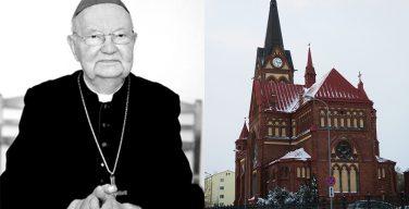 В Латвии скончался католический епископ Антонс Юстс