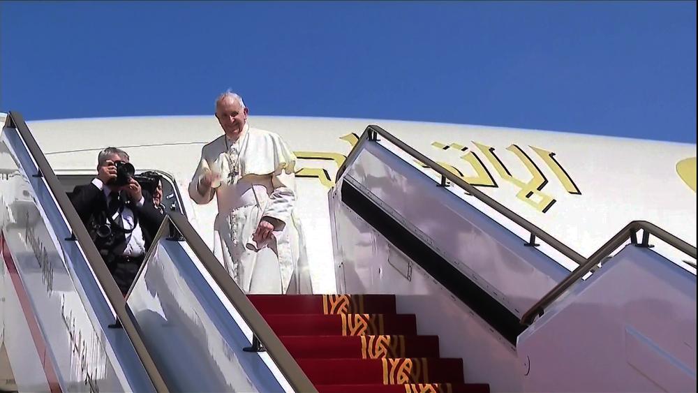 Апостольский визит Папы Франциска в ОАЭ завершен
