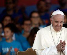 В воскресенье Папа Франциск посетит очередной приход в Римской епархии