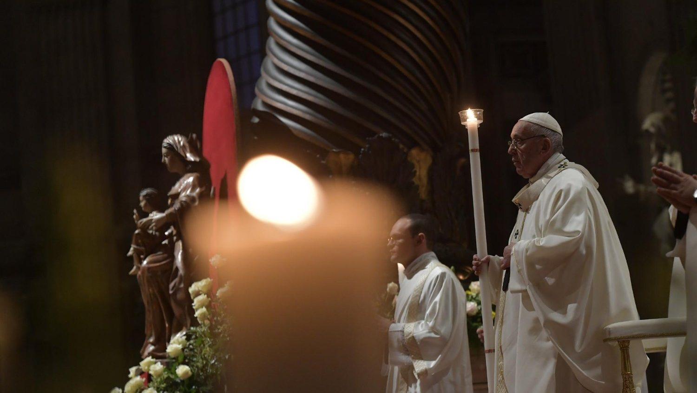 Папа: посвящённая Богу жизнь – это постоянная новизна (+ ФОТО)