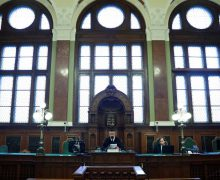 Папа – судьям: ваша ответственность выходит за пределы служебных обязанностей
