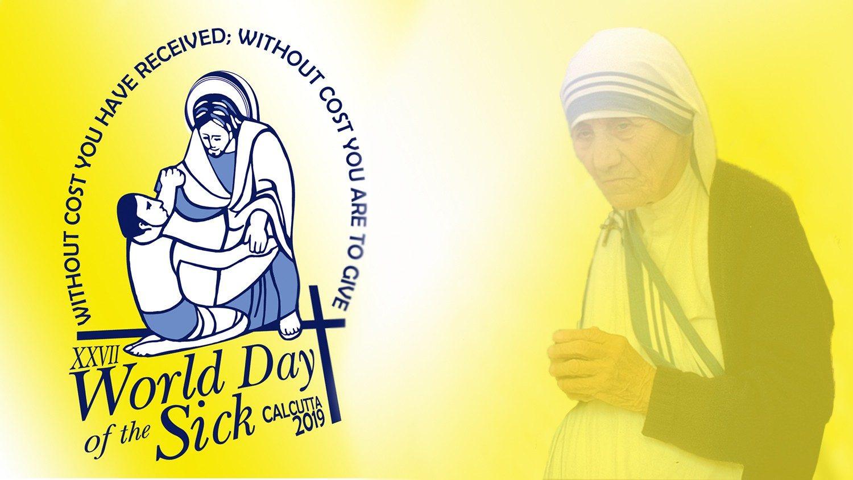 Послание Папы Франциска на XXVII Всемирный день молитв о больных