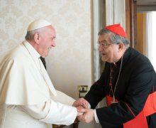 21 июня Папа встретится в Неаполе с богословами