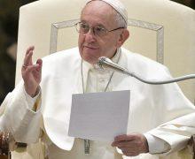 «В христианской молитве нет места индивидуализму». Слово Папы Франциска на общей аудиенции 13 февраля 2019 г.