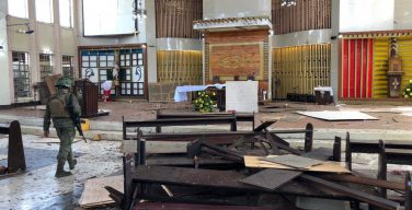 Подозреваемый в причастности к взрывам на Филиппинах сдался властям