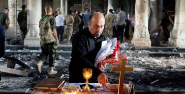 Католическая Церковь вновь призвала верующих принять участие в оказании гуманитарной помощи населению Сирии