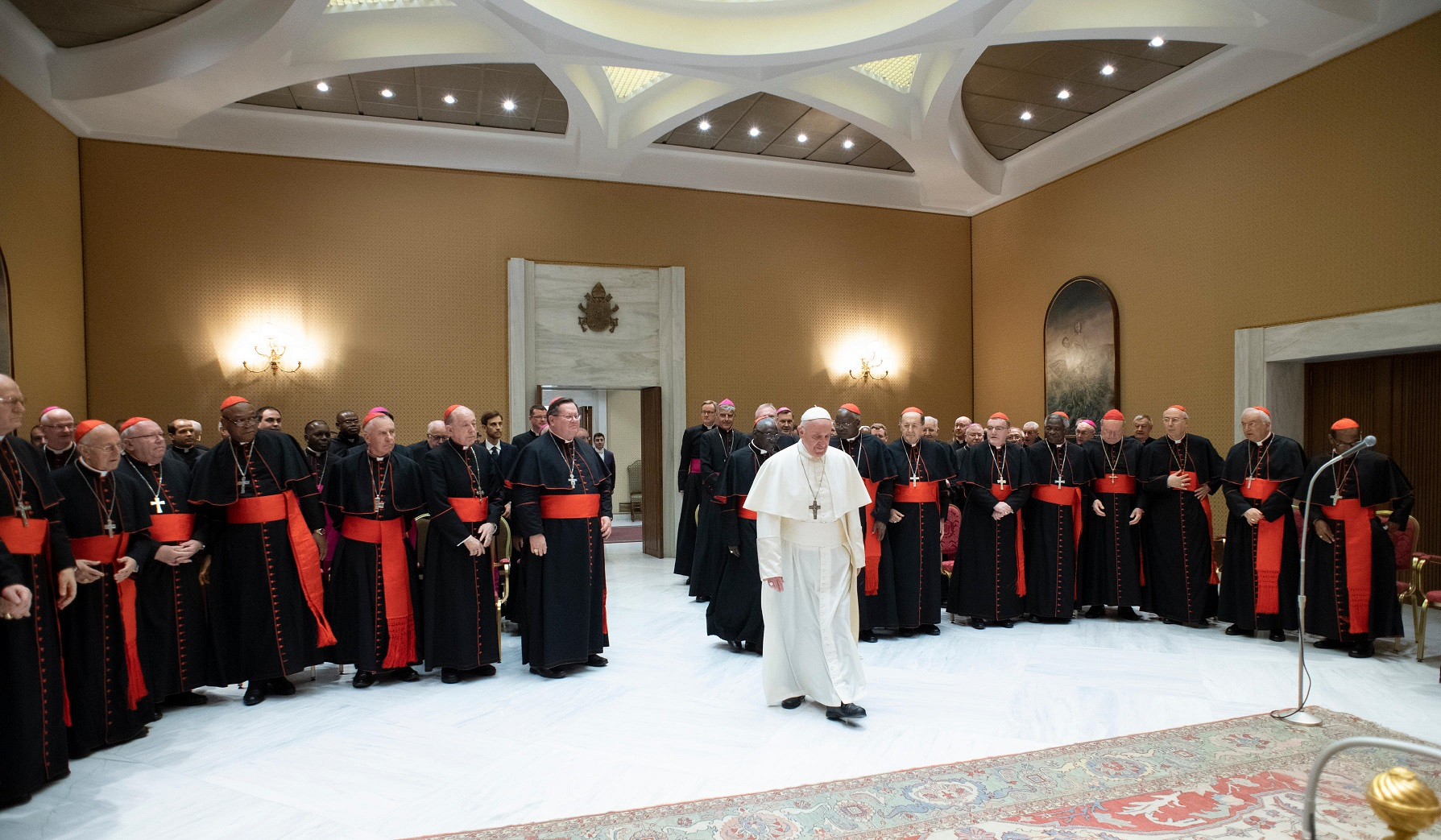 Папа: литургия не может быть полем для самодеятельности