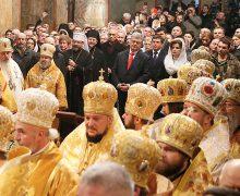 Митрополит Епифаний надеется, что новая Церковь Украины получит статус Патриархата