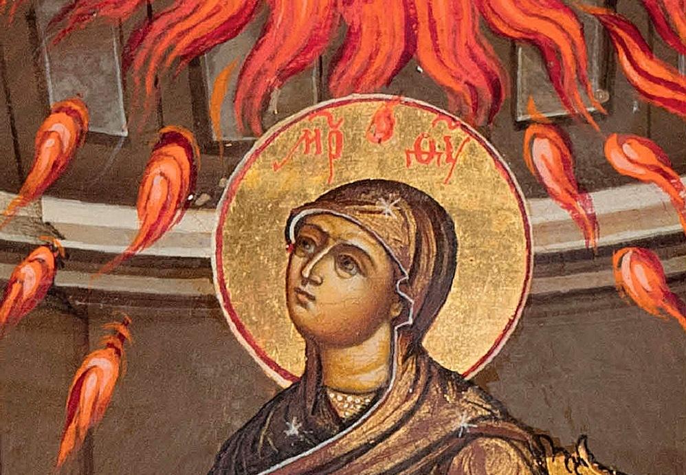 В Москве открылась выставка «Образы огня в христианском искусстве»