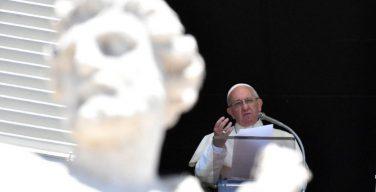 Слово Папы Франциска перед чтением молитвы «Ангел Господень» в 8-е Рядовое воскресенье. 3 марта 2019 г., площадь Св. Петра