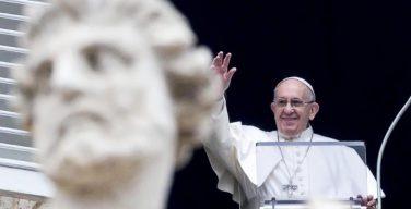 Слово Папы Франциска перед чтением молитвы «Ангел Господень» в 1-е воскресенье Великого Поста. 10 марта 2019 г., площадь Св. Петра