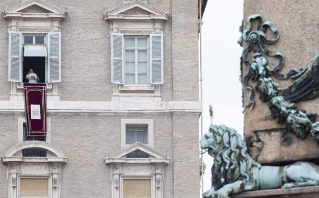 Слово Папы Франциска перед чтением молитвы «Ангел Господень» во 2-е воскресенье Великого Поста. 17 марта 2019 г., площадь Св. Петра