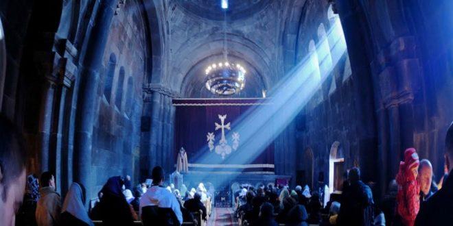 Армянская Церковь вступила в Великий Пост