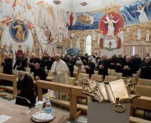 Проповедник Папского Дома произнес третью великопостную проповедь, посвятив ее разоблачению современных форм идолопоклонства