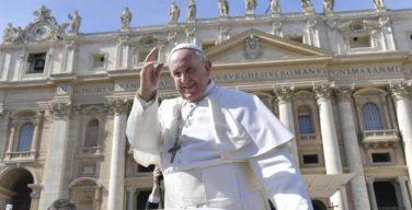 Шесть лет понтификата Папы Франциска в цифрах